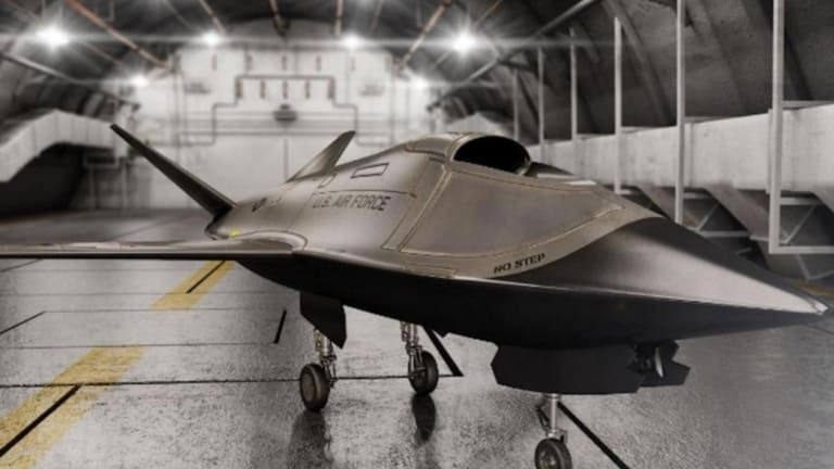 Meet the XQ-58A Valkyrie: The F-35's Future Robot Sidekick