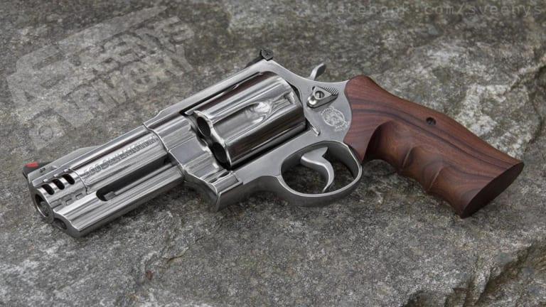 The Most Powerful Handgun on Earth