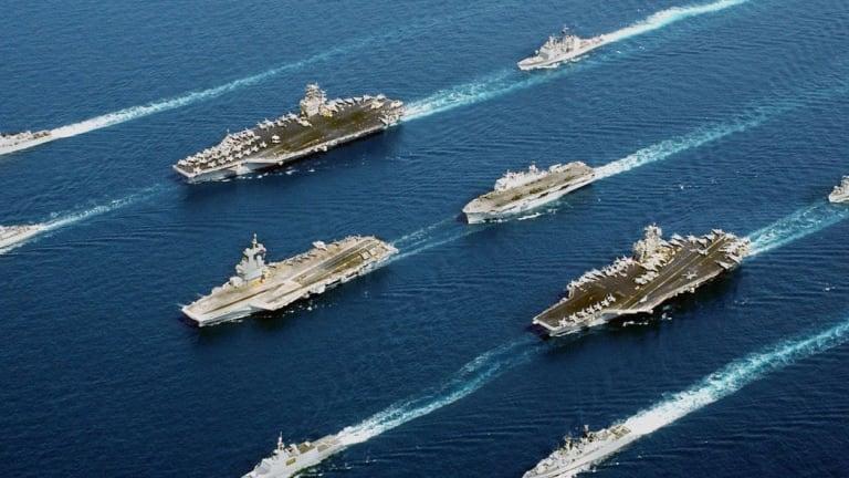Navy Adds Cyber Warriors to Carrier Strike Groups & Amphibious Assault Ships