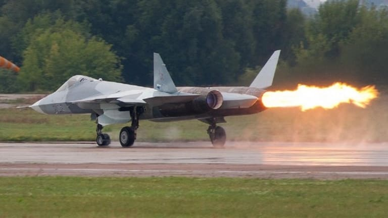 """Russia's 6th Gen Aircraft May Have """"Stealth-Destroying"""" Radar?"""