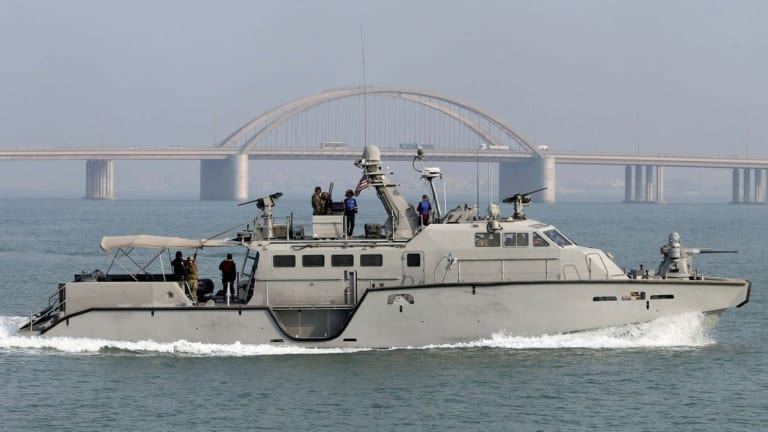 Russia is Upset that Ukraine is Armed with U.S. Built Ships