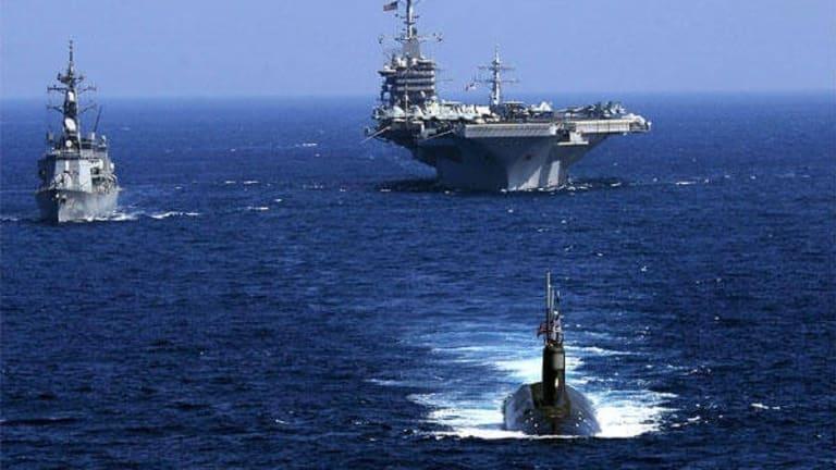 "Navy, Marine Corps & Coast Guard Detail New Massive ""War-Attack"" Strategy"