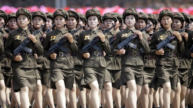 Why North Korea Would Be No Pushover in War