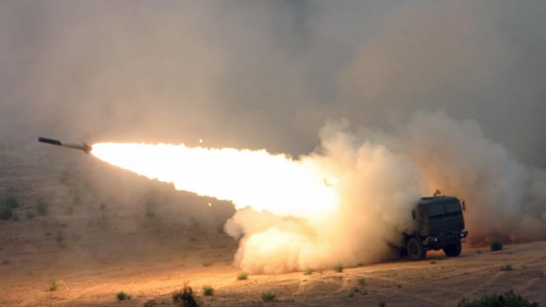 The U.S. Army Tests New Deadly Warheads for Artillery Rockets