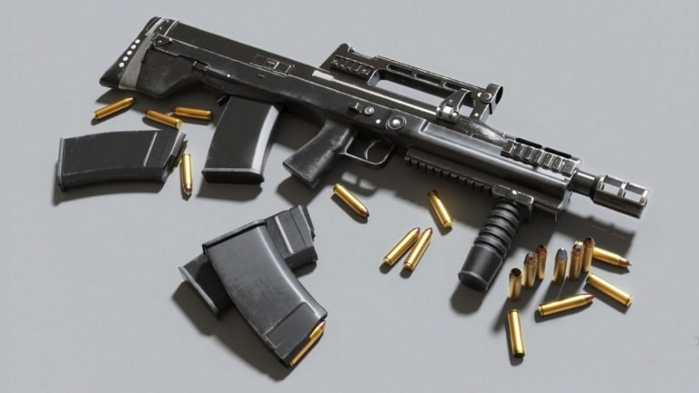 New Russian Special Forces Rifle... Better than AK 47?