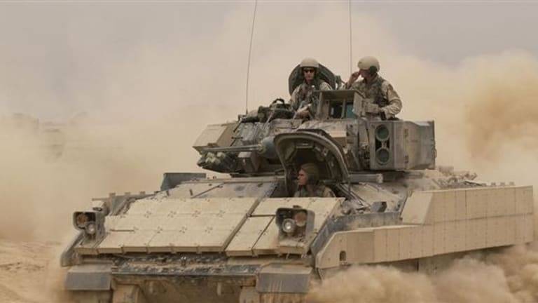 Army Builds New High-Tech A5 Bradley Fighting Vehicle