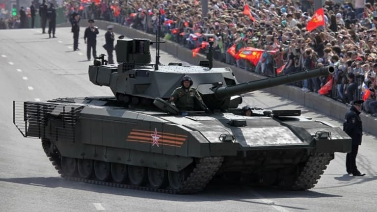 Analysis: Is the Russian Armata Tank Really the Best?