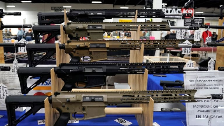 Why the AR-500 Rifle Is so Deadly