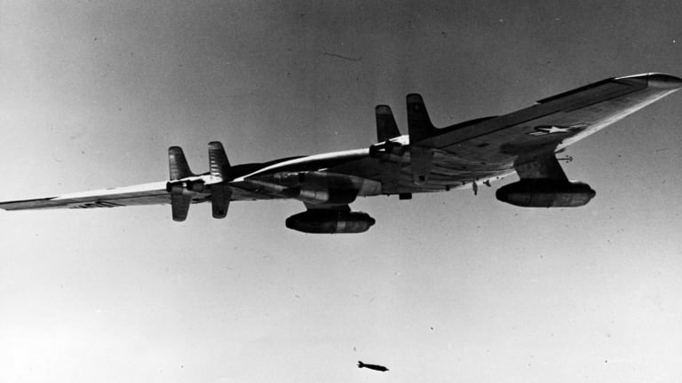 Was the YB-49 Actually the First 'Stealth' Bomber Ever to Fly?