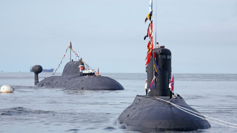 """Russia Builds 200 Knot """"Supercavitating Torpedoes"""""""