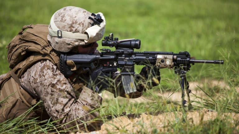 These are the 5 Deadliest Military Rifles on Planet Earth