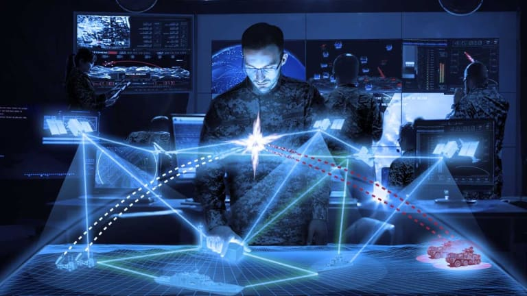"""Air Force JADC2 High-Speed """"Kill Web"""" Makes Information a Weapon of War"""