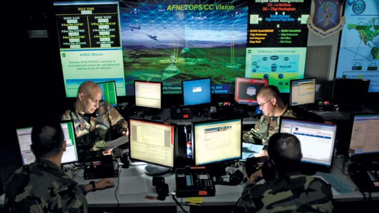 Army Vice Chief of Staff Says New CyberWar Tech Hardens Combat Networks