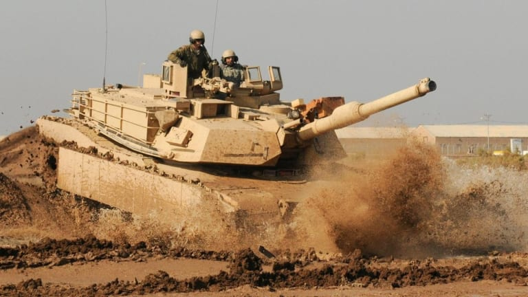 Does the Army Want a 55-Ton Future Tank? Analysis Underway