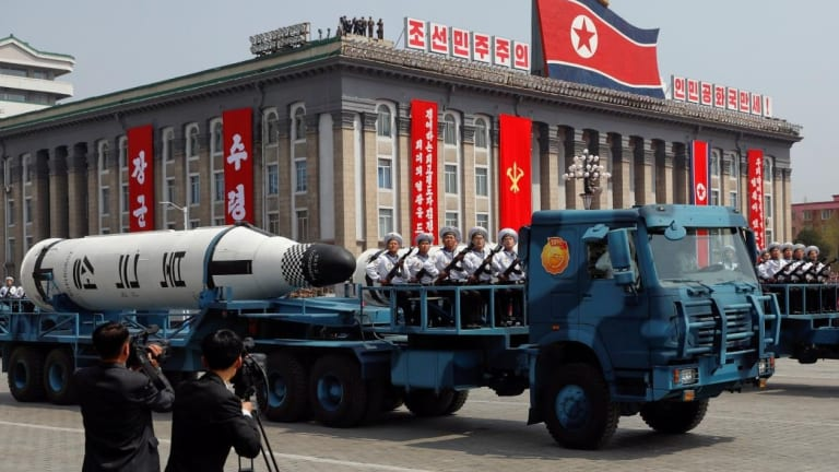 North Korea Could Launch a Nuclear War from the Sea