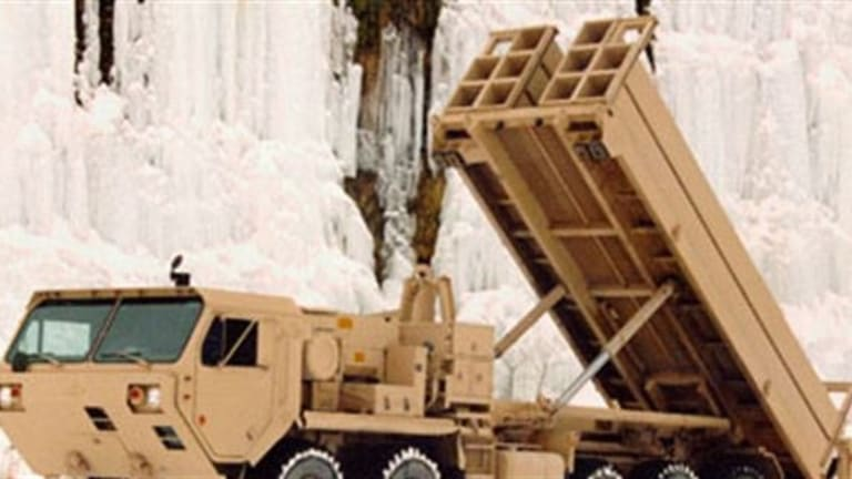 THAAD Missile Defense Tech Upgraded, Deployed