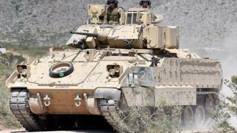 Army Pursues High-Tech Plan for New Infantry Carrier