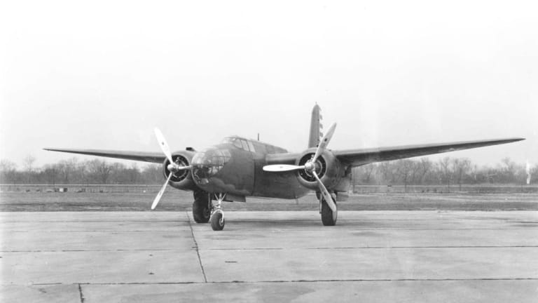 How the A-20 Bomber Attacked the Nazis