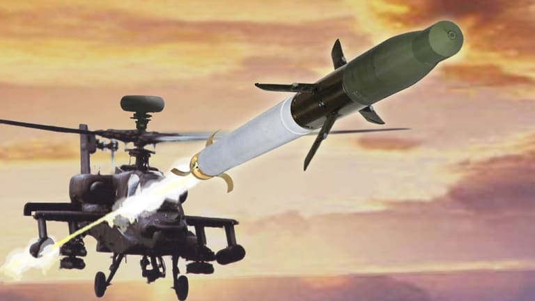 Pentagon, Air Force Accelerate Laser-Guided Rockets