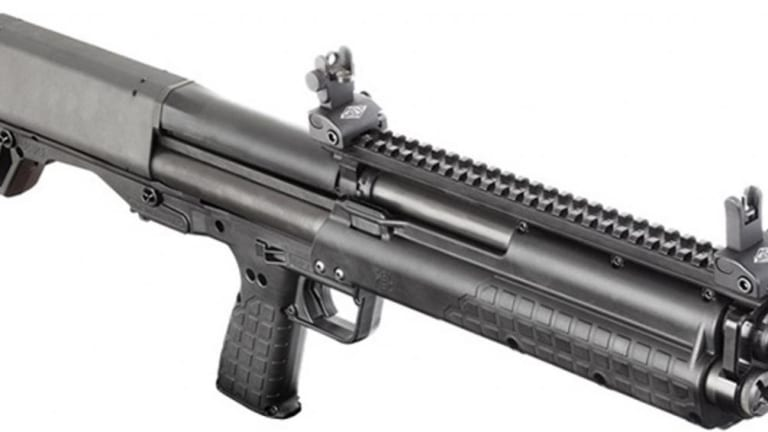 This Kel-Tec Shotgun 'Provides Unmatched Levels of Firepower'