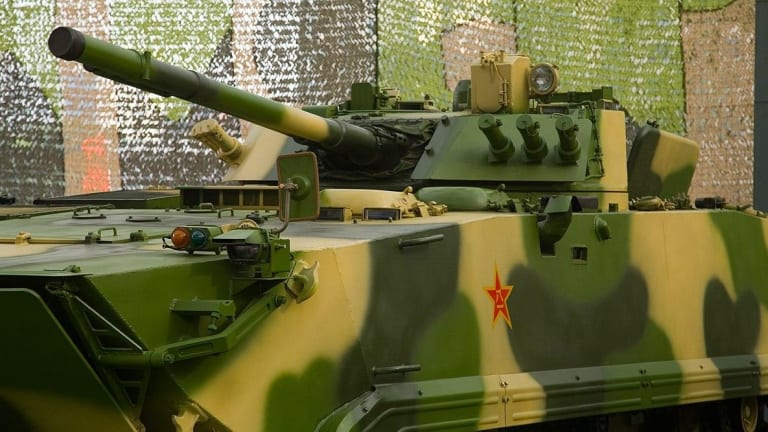 China vs. Russia: Who Has the Best Infantry Fighting Vehicles?