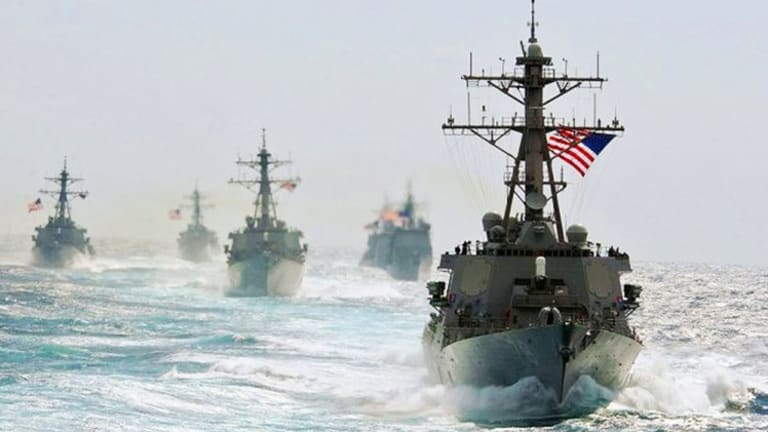 'Leave or you will pay': China threatens foreign ships and planes -US not budge