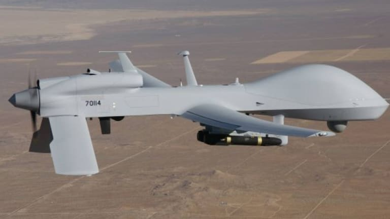 Air Force Works on Stealthier, More Lethal Future Drones - 2030