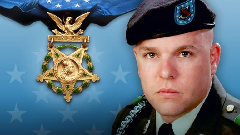 Medal of Honor Monday: Army Staff Sgt. Travis Atkins