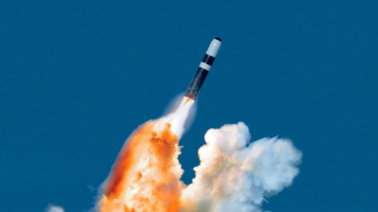 New Nuclear-Armed Trident II D5LE Missile Improves Navigation, Targeting, Firing