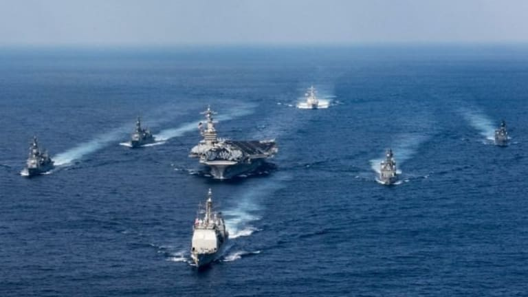 Navy Improves Weapons Attack With Ship-Based Cloud Migration