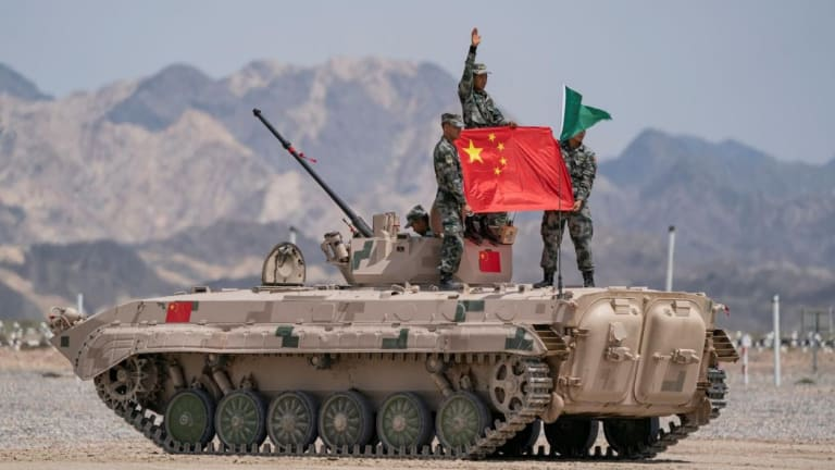 Why China Would Fight for North Korea in a War