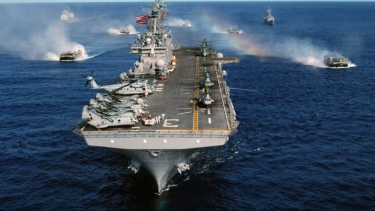 Why the Navy Needs More Amphibious Assault Ships - Faster