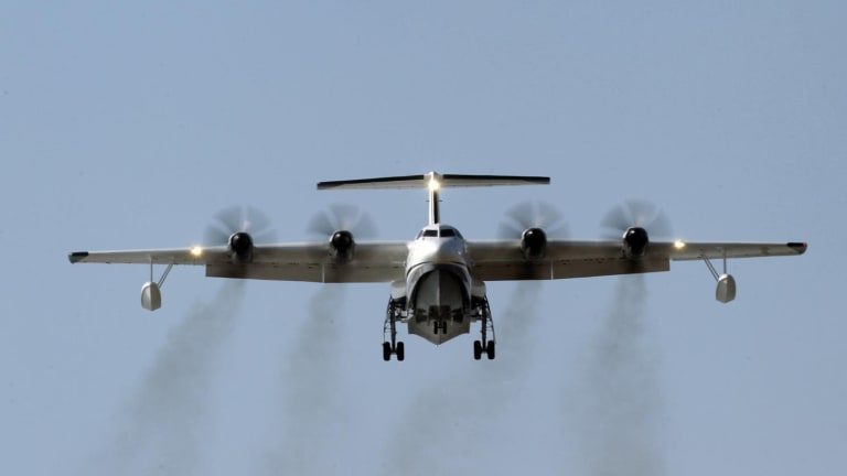 Coming Soon to the South China Sea?: The World's Largest Amphibious Aircraft