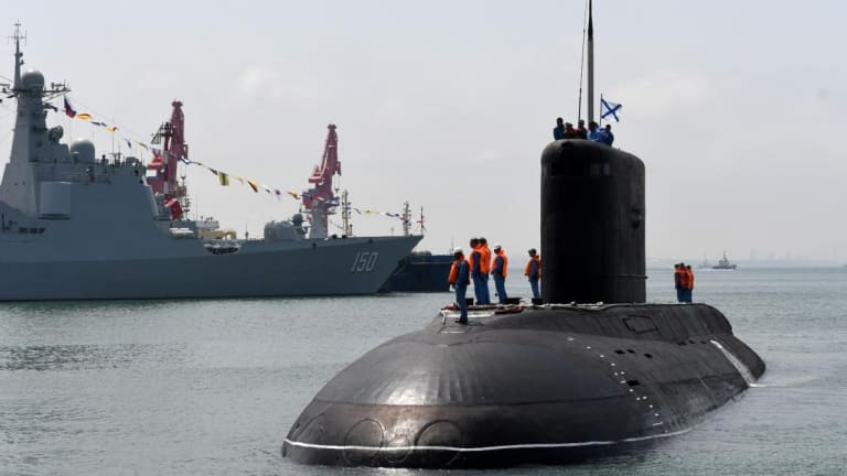 In 1985, A Russian Nuclear Submarine Suddenly Exploded