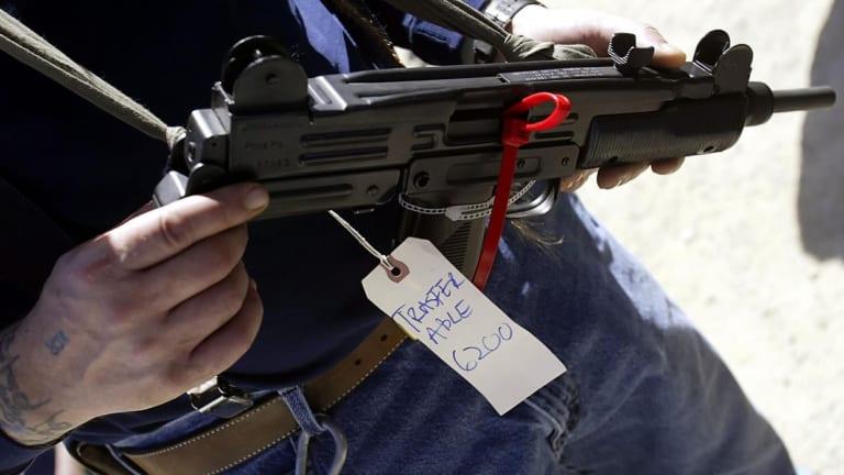 Uzi: The Israeli Super Machine Gun That Conquered the World
