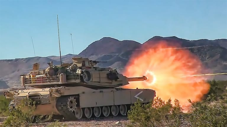 New Adjustable Army Tank Round Destroys Tanks, Bunkers, Concrete Walls, Soldiers