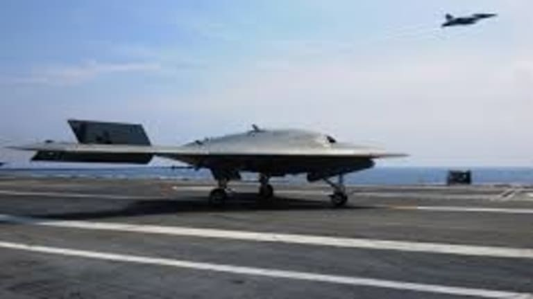 Is the U.S. Military Flying Stealth Drones Near Iran?