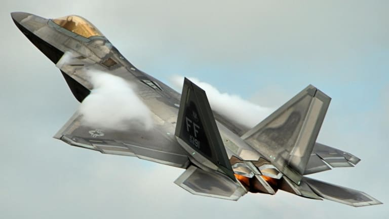 Want More F-22 Raptors? It Would Take 5 Years