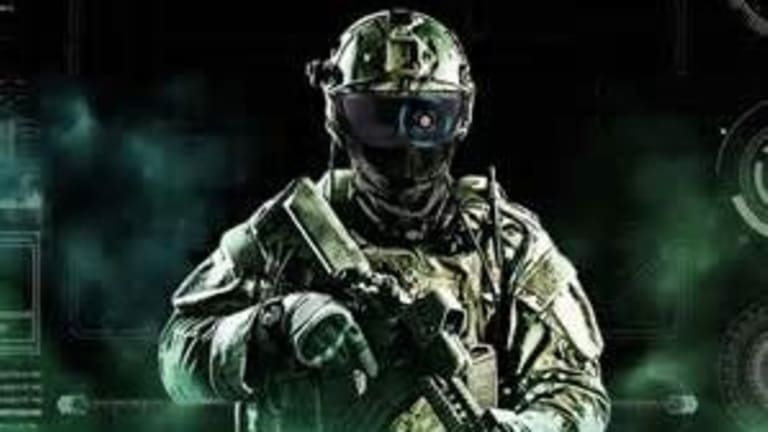 """Soldier Targeting Goggles """"Augment"""" Human 3-D Vision Tracking"""