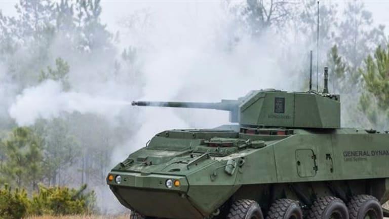 New 30mm Stryker Gun Changes Infantry Combat
