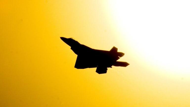 Stealth Shootout: F-22 vs. F-35