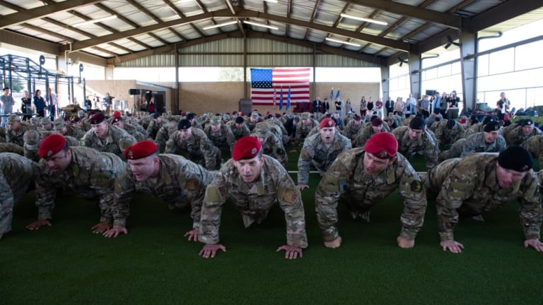 """Air Force Improves """"Human Performance"""" Metrics in Special Warfare Training"""
