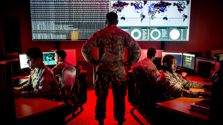 Persistent Engagement: The Cyber Warriors of 24th Air Force