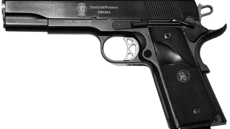 These 5 Guns Made Smith & Wesson A Household Name