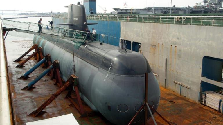 Why this Swedish Stealth Sub is So Formidable