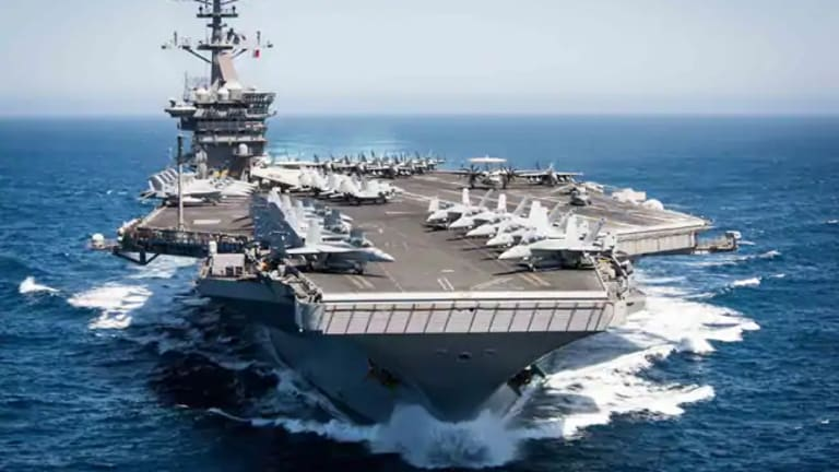 Why Aircraft Carriers are Still Kings of the Ocean.. Will They Survive?
