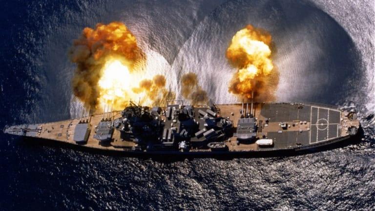 Nazi Germany's Bismarck vs the Navy's Last Battleship