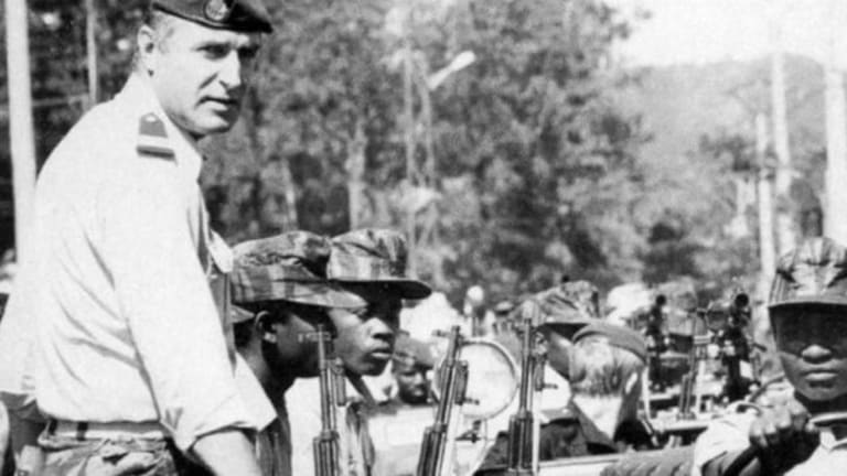 In 1977, 80 Mercenaries Nearly Took Over Benin