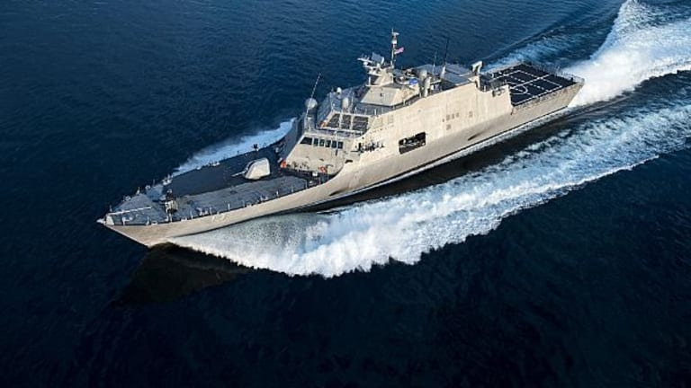 """New Navy """"Surface Warfare"""" Weapons Ready This Year"""
