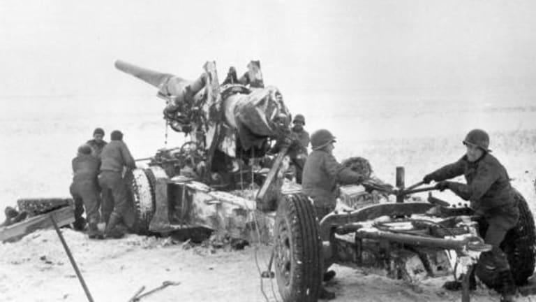 Living History: Battle of the Bulge (Part 3)